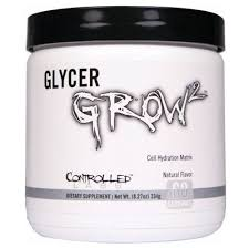 GlycerGrow 2 - Controlled Labs | 235 gram - 60 doseringen-Vitamine-Controlled Labs-[Kopen]-[Body&Fit]