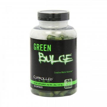 Green Bulge - Controlled Labs | 150 capsules-Creatine-Controlled Labs-[Kopen]-[Body&Fit]