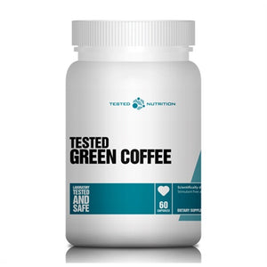 Green Coffee - Tested Nutrition | 60 capsules-Burner-Tested Nutrition-[Kopen]-[Body&Fit]