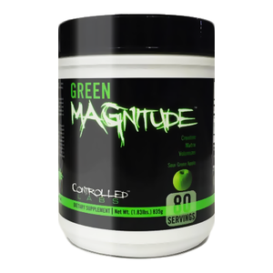 Green Magnitude - Controlled Labs | 835 gram - 80 doseringen-Creatine-Controlled Labs-[Kopen]-[Body&Fit]