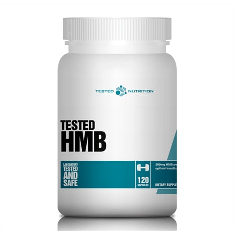 HMB - Tested Nutrition | 120 capsules-Amino-Tested Nutrition-[Kopen]-[Body&Fit]