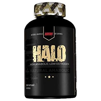 Halo - Redcon1 | 60 capsules-T-booster-Redcon1-[Kopen]-[Body&Fit]
