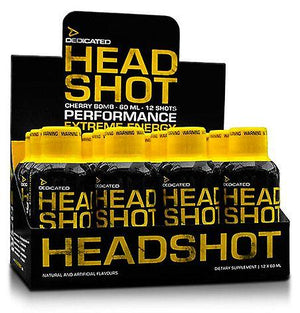 Headshot - Dedicated Nutrition | 720 12 shots-Energydrink-Dedicated Nutrition-[Kopen]-[Body&Fit]