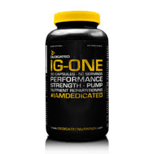 IG-One - Dedicated Nutrition | 50 capsules-Preworkout-Dedicated Nutrition-[Kopen]-[Body&Fit]