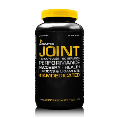 Dedicated Joint - Dedicated Nutrition | 180 capsules-Joint-Dedicated Nutrition-[Kopen]-[Body&Fit]