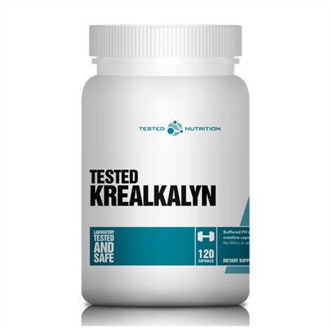 Kre-Alkalyn - Tested Nutrition | 120 capsules-Creatine-Tested Nutrition-[Kopen]-[Body&Fit]