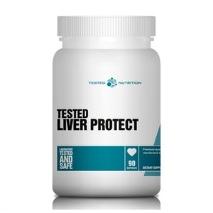 Liver Protect - Tested Nutrition | 90 capsules-Vitamine-Tested Nutrition-[Kopen]-[Body&Fit]