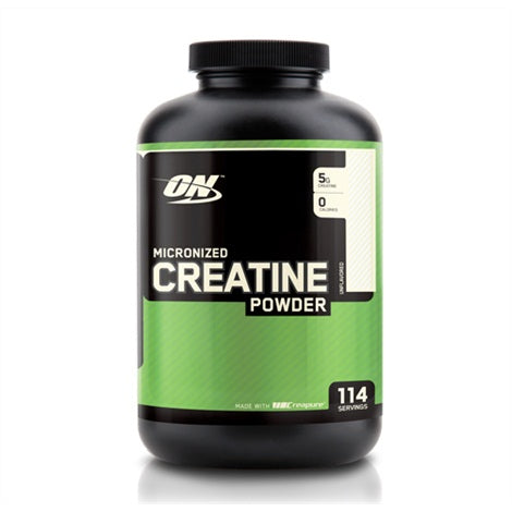 Optimum Creatine - Optimum Nutrition | 600 gram - 166 doseringen-Creatine-Optimum Nutrition-[Kopen]-[Body&Fit]
