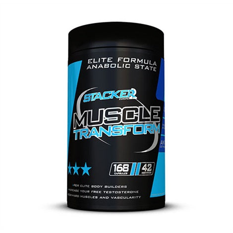 Muscle Transform - Stacker2 | 336 capsules-T-booster-Stacker2-[Kopen]-[Body&Fit]