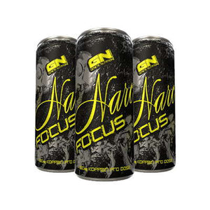 GN Narc Focus Energy Drink - GN Laboratories | 250 ml - 24 blikjes-Energydrink-GN Laboratories-[Kopen]-[Body&Fit]
