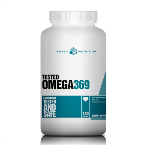 Omega 3-6-9 - Tested Nutrition | 180 softgels-Vitamine-Tested Nutrition-[Kopen]-[Body&Fit]
