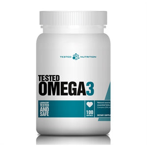 Omega-3 - Tested Nutrition | 100 softgels-Vitamine-Tested Nutrition-[Kopen]-[Body&Fit]