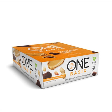 Oh Yeah One Bar Basix - Oh Yeah! Nutrition | 720 gram - 12 repen-Eiwitreep-Oh Yeah! Nutrition-[Kopen]-[Body&Fit]