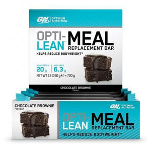 Opti-Lean Meal Bar - Optimum Nutrition | 720 gram - 12 repen-Eiwitreep-Optimum Nutrition-[Kopen]-[Body&Fit]
