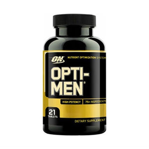 Opti-Men - Optimum Nutrition | 21 tabletten-Vitamine-Optimum Nutrition-[Kopen]-[Body&Fit]