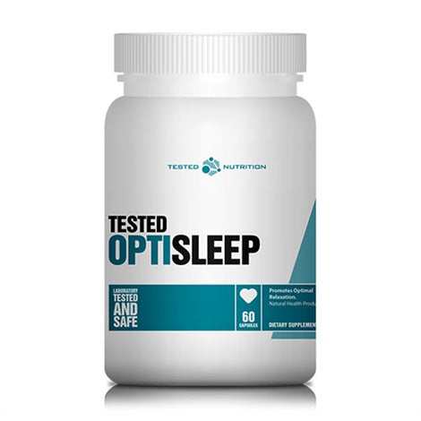 OptiSleep - Tested Nutrition | 180 tabletten-Slapen-Tested Nutrition-[Kopen]-[Body&Fit]