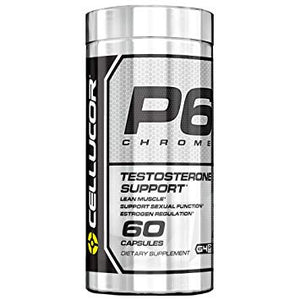 P6 Chrome - Cellucor | 60 capsules-T-booster-Cellucor-[Kopen]-[Body&Fit]