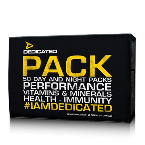 Dedicated Pack V.2 - Dedicated Nutrition | 50 packs-Vitamine-Dedicated Nutrition-[Kopen]-[Body&Fit]