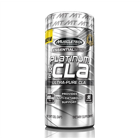 Platinum Pure CLA - Muscletech | 90 capsules-Amino-Muscletech-[Kopen]-[Body&Fit]
