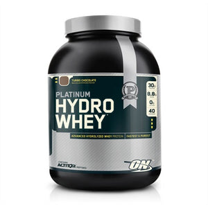 Hydrowhey - Optimum Nutrition | 1600 gram - 40 shakes-Isolate-Optimum Nutrition-[Kopen]-[Body&Fit]