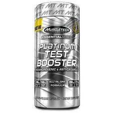 Platinum Test Booster - Muscletech | 60 capsules-T-booster-Muscletech-[Kopen]-[Body&Fit]
