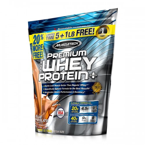 Premium Whey Protein - Muscletech | 2270 gram - 70 shakes-Whey-Muscletech-[Kopen]-[Body&Fit]