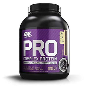 Pro Complex Protein - Optimum Nutrition | 1520 gram - 40 shakes-Isolate-Optimum Nutrition-[Kopen]-[Body&Fit]