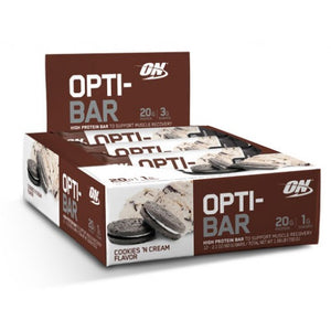 Optimum Protein Bar - Optimum Nutrition | 600 gram - 10 repen-Eiwitreep-Optimum Nutrition-[Kopen]-[Body&Fit]