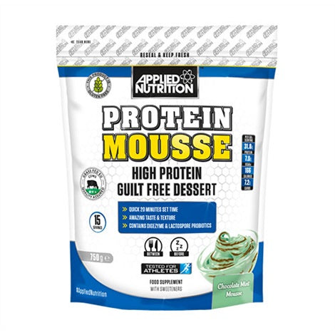 Protein Mousse - Applied Nutrition | 750 gram - 15 shakes-Whey-Applied Nutrition-[Kopen]-[Body&Fit]