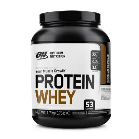 Optimum Protein Whey - Optimum Nutrition | 320 gram - 10 shakes-Whey-Optimum Nutrition-[Kopen]-[Body&Fit]
