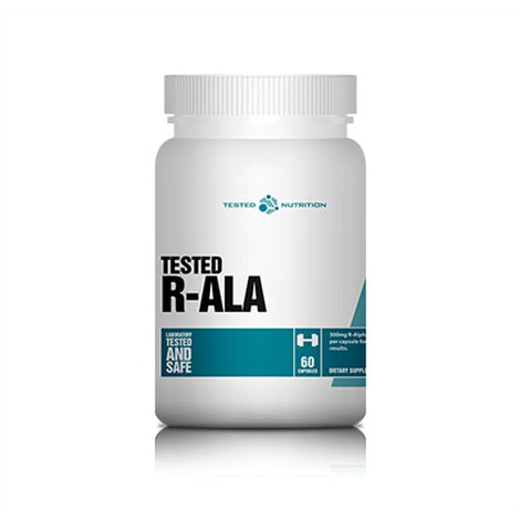 R-ALA - Tested Nutrition | 60 capsules-Burner-Tested Nutrition-[Kopen]-[Body&Fit]