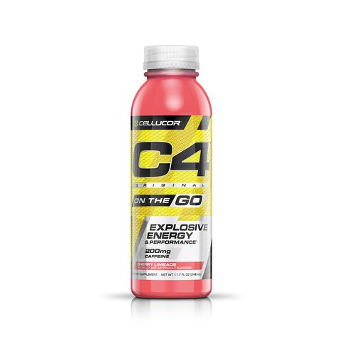 C4 RTD - Cellucor | 3552 ml - 12 shots-Preworkout-Cellucor-[Kopen]-[Body&Fit]