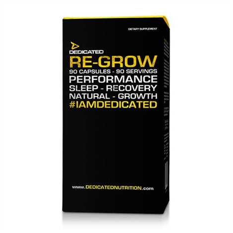 Re-Grow - Dedicated Nutrition | 90 capsules-NO3-Dedicated Nutrition-[Kopen]-[Body&Fit]