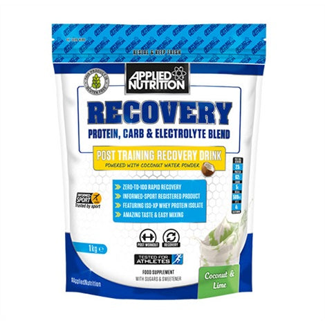 Recovery - Applied Nutrition | 1000 gram - 10 shakes-Post Workout-Applied Nutrition-[Kopen]-[Body&Fit]