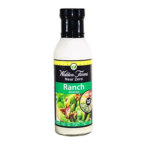 Walden Salad Dressing - Walden Farms | 355 ml - 1 fles