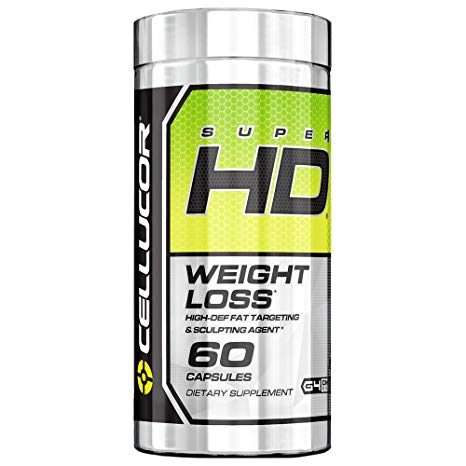 Super-HD - Cellucor | 120 capsules-Burner-Cellucor-[Kopen]-[Body&Fit]