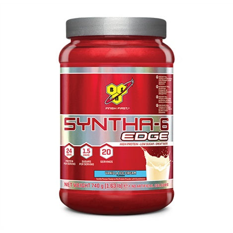 Syntha-6 Edge - BSN | 780 gram - 20 shakes-Isolate-BSN-[Kopen]-[Body&Fit]