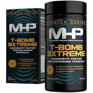 T-Bomb 3 - MHP | 168 tabletten-T-booster-MHP-[Kopen]-[Body&Fit]