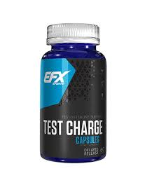 Test Charge Capsules - EFX Sports | 60 capsules-T-booster-EFX Sports-[Kopen]-[Body&Fit]