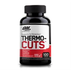 Thermocuts - Optimum Nutrition | 100 capsules-Burner-Optimum Nutrition-[Kopen]-[Body&Fit]
