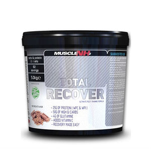 Total Recover - Muscle NH2 | 5000 gram - 62 shakes-Post Workout-Muscle NH2-[Kopen]-[Body&Fit]