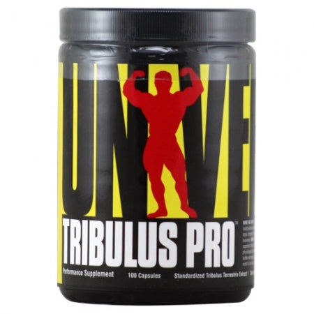 Tribulus Pro - Universal | 100 capsules-T-booster-Universal-[Kopen]-[Body&Fit]