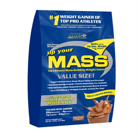 Up Your Mass - MHP | 4540 gram - 17 shakes-Weightgainer-MHP-[Kopen]-[Body&Fit]