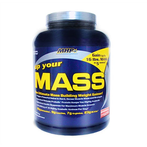 Up Your Mass - MHP | 2270 gram - 17 shakes-Weightgainer-MHP-[Kopen]-[Body&Fit]