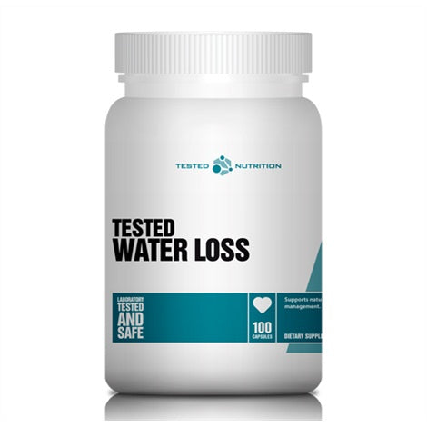 Water Loss - Tested Nutrition | 100 capsules-Burner-Tested Nutrition-[Kopen]-[Body&Fit]