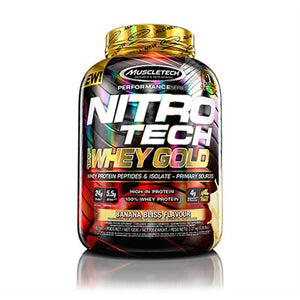 Nitrotech Performance Whey Gold - Muscletech | 2270 gram - 68 shakes-Whey-Muscletech-[Kopen]-[Body&Fit]