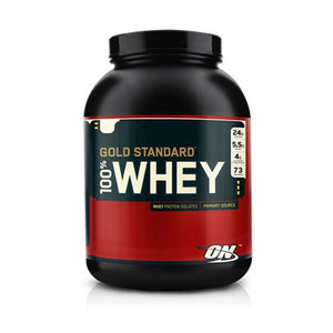 Whey Gold - Optimum Nutrition | 2270 gram - 75 shakes-Whey-Optimum Nutrition-[Kopen]-[Body&Fit]