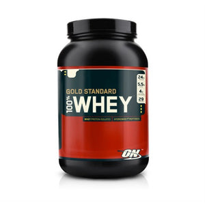 Whey Gold - Optimum Nutrition | 908 gram - 30 shakes-Whey-Optimum Nutrition-[Kopen]-[Body&Fit]