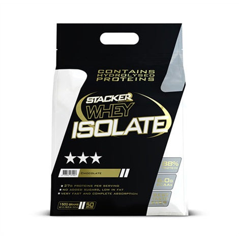 Whey Isolate - Stacker2 | 1500 gram - 50 shakes-Isolate-Stacker2-[Kopen]-[Body&Fit]