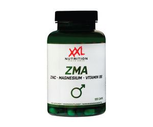ZMA - XXL Nutrition | 120 capsules-T-booster-XXL Nutrition-[Kopen]-[Body&Fit]
